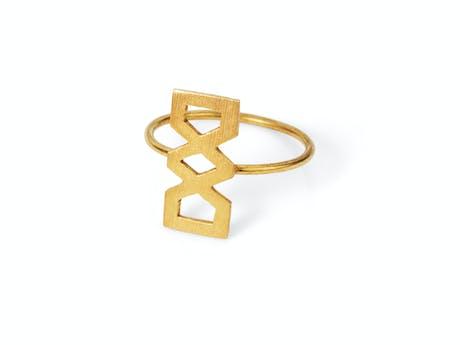 Girih Bar Ring