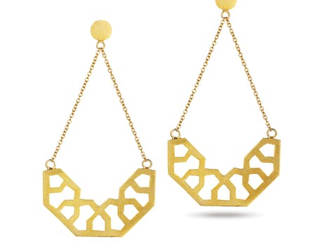 Kashan Drop Earrings