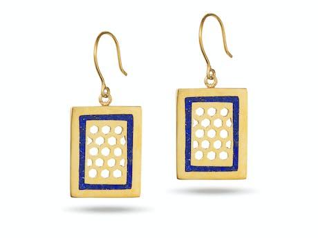 Panjara Earrings
