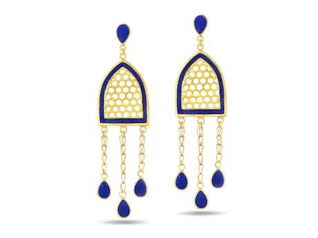 Bagh e Earrings