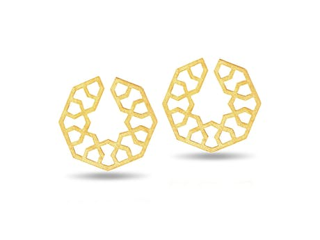 Girih Earrings
