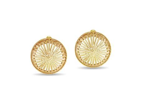 Mali Ball Earrings